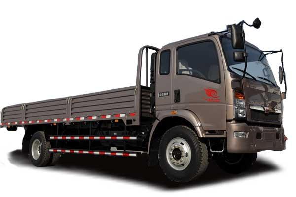 HOWO 10Ton Light cargo truck 4×2, Euro II,2080 extend cabin