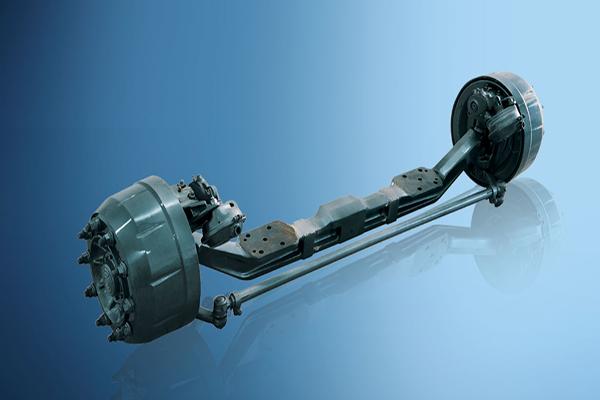 SINOTRUK Front axle