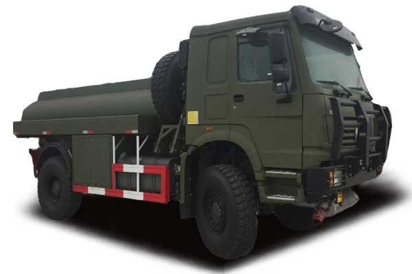 HOWO 10CBM Oil refueling truck