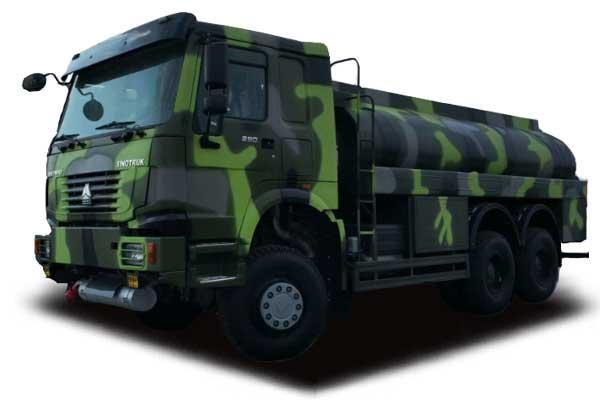HOWO 6x4 16CBM Oil tanker truck